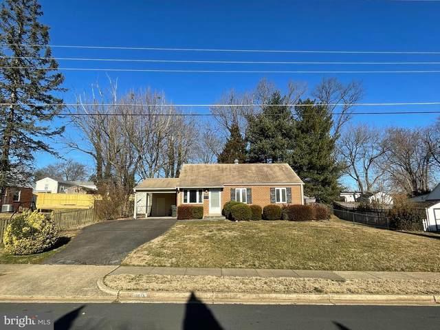 1813 Olmstead Drive, FALLS CHURCH, VA 22043 (#VAFX2000150) :: City Smart Living