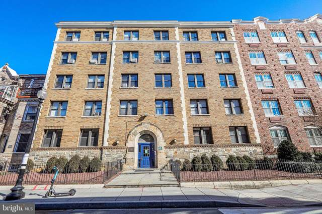 1457 Park Road NW #302, WASHINGTON, DC 20010 (#DCDC2000108) :: AJ Team Realty