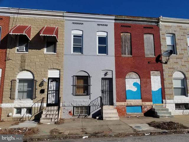 1218 E Federal Street, BALTIMORE, MD 21202 (#MDBA2000126) :: AJ Team Realty