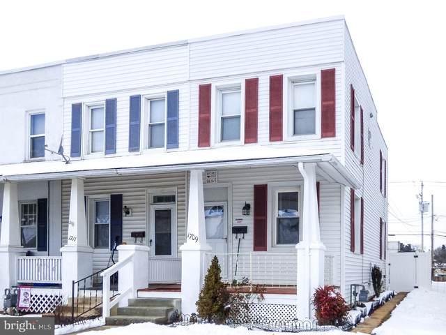 1709 Orange Street, YORK, PA 17315 (#PAYK2000040) :: Flinchbaugh & Associates