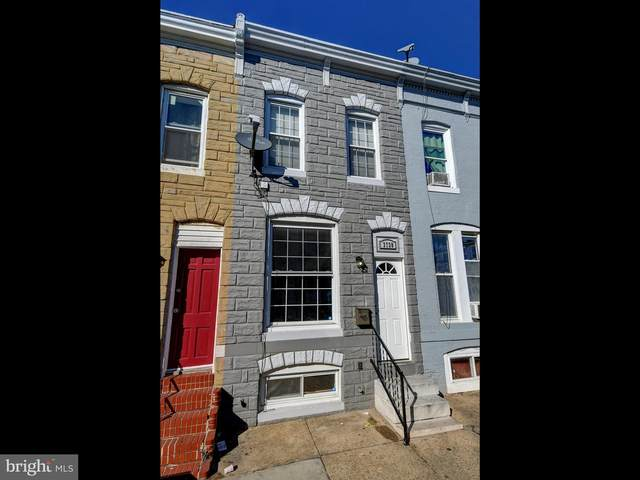 3730 Mount Pleasant Avenue, BALTIMORE, MD 21224 (#MDBA2000136) :: The Dailey Group