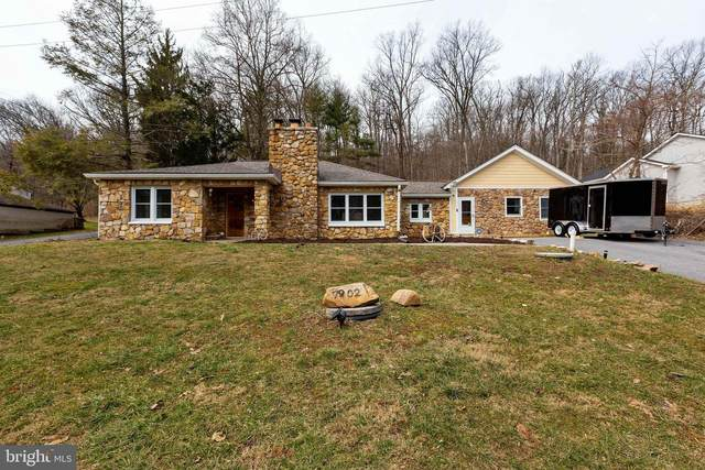 7902 Edgewood Church Road, FREDERICK, MD 21702 (#MDFR2000036) :: The Riffle Group of Keller Williams Select Realtors