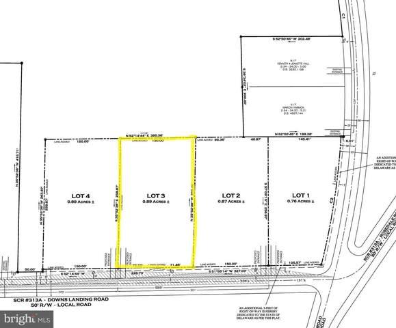 Lot 3 Downs Landing Road, MILLSBORO, DE 19966 (#DESU2000036) :: Bright Home Group