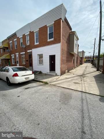 901 N Streeper Street, BALTIMORE, MD 21205 (#MDBA2000144) :: Dart Homes