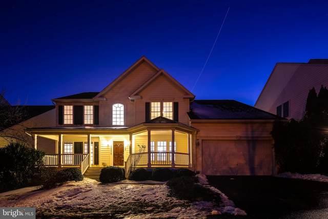 12214 Skylark Road, CLARKSBURG, MD 20871 (#MDMC2000146) :: Dart Homes