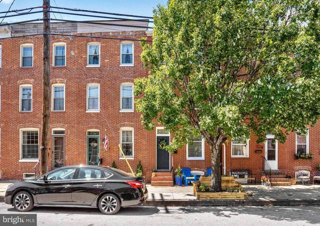1236 Hull Street, BALTIMORE, MD 21230 (#MDBA2000154) :: Shawn Little Team of Garceau Realty