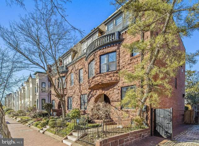 638 C Street NE, WASHINGTON, DC 20002 (#DCDC2000138) :: Crossman & Co. Real Estate