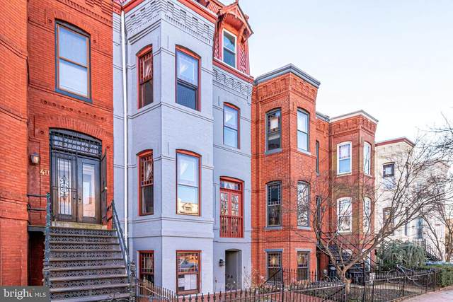 409 Constitution Avenue NE, WASHINGTON, DC 20002 (#DCDC2000142) :: The Riffle Group of Keller Williams Select Realtors