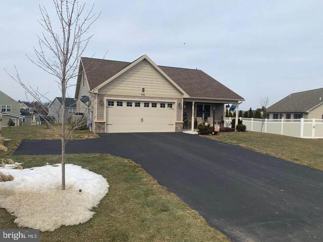 606 Southwood Drive, SHIPPENSBURG, PA 17257 (#PACB2000036) :: The Joy Daniels Real Estate Group
