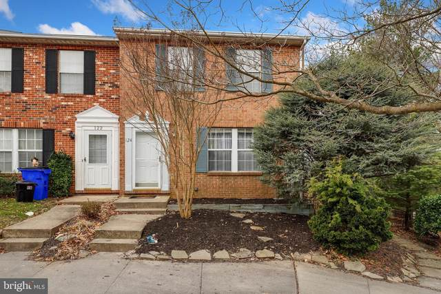 124 S Oak Cliff Court, MOUNT AIRY, MD 21771 (#MDFR2000046) :: The MD Home Team