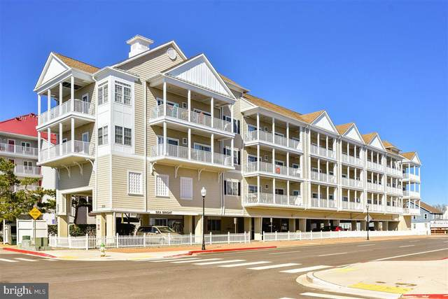 200 Wicomico Street #105, OCEAN CITY, MD 21842 (MLS #MDWO2000026) :: Parikh Real Estate