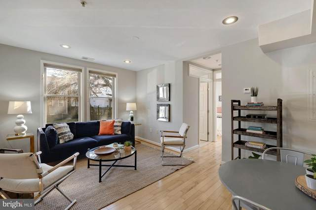 412 19TH Street NE #203, WASHINGTON, DC 20002 (#DCDC2000194) :: The Riffle Group of Keller Williams Select Realtors