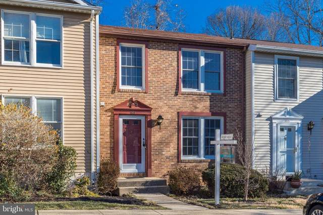 7873 Tyson Oaks Circle, VIENNA, VA 22182 (#VAFX2000268) :: Network Realty Group