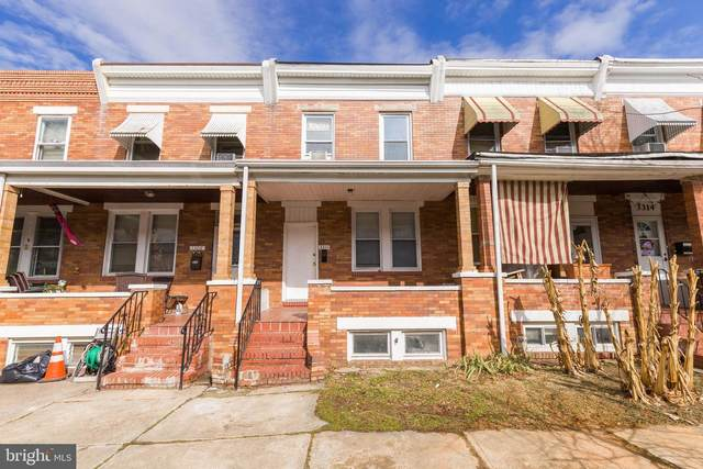 3310 Kenyon Avenue, BALTIMORE, MD 21213 (#MDBA2000214) :: The Sky Group