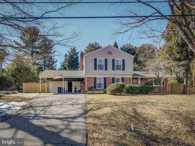 16612 Baederwood Lane, DERWOOD, MD 20855 (#MDMC2000188) :: The Maryland Group of Long & Foster Real Estate