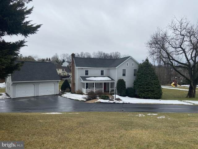 38 Stone Ridge Drive, NEW FREEDOM, PA 17349 (#PAYK2000076) :: John Lesniewski | RE/MAX United Real Estate