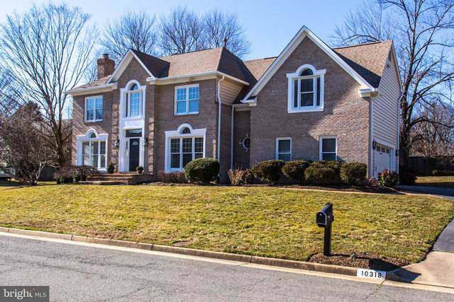 10318 Greenwood Place, OAKTON, VA 22124 (#VAFX2000282) :: Scott Kompa Group