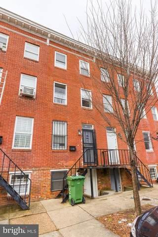 340 S Calhoun Street, BALTIMORE, MD 21223 (#MDBA2000220) :: Bruce & Tanya and Associates