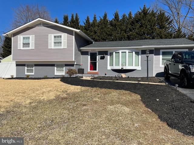 4203 Bel Pre Road, ROCKVILLE, MD 20853 (#MDMC2000196) :: Sunrise Home Sales Team of Mackintosh Inc Realtors