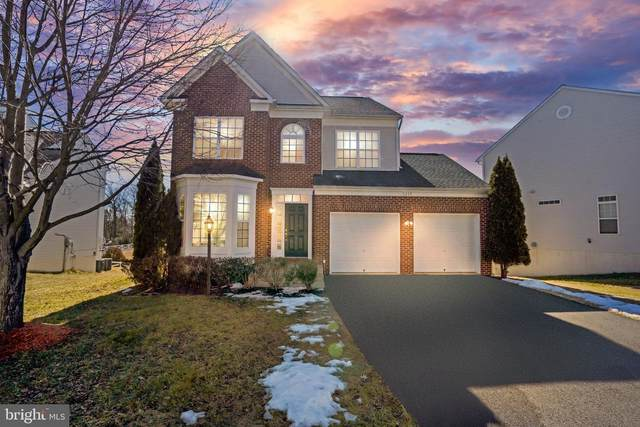 3215 Hour Glass Drive, DUMFRIES, VA 22026 (#VAPW2000078) :: The Gus Anthony Team