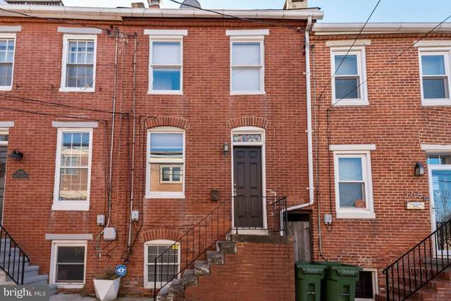 207 Grindall Street, BALTIMORE, MD 21230 (#MDBA2000228) :: Hergenrother Realty Group