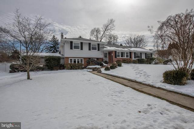 1216 Thistlewood Lane, WEST CHESTER, PA 19380 (#PACT2000100) :: RE/MAX Main Line
