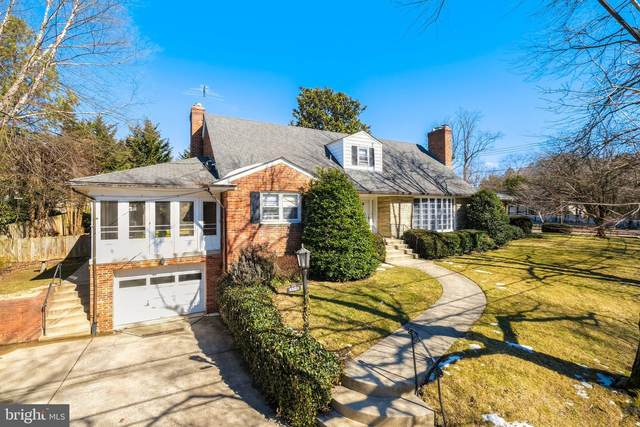 4501 Cumberland Avenue, CHEVY CHASE, MD 20815 (#MDMC2000218) :: The Licata Group/Keller Williams Realty
