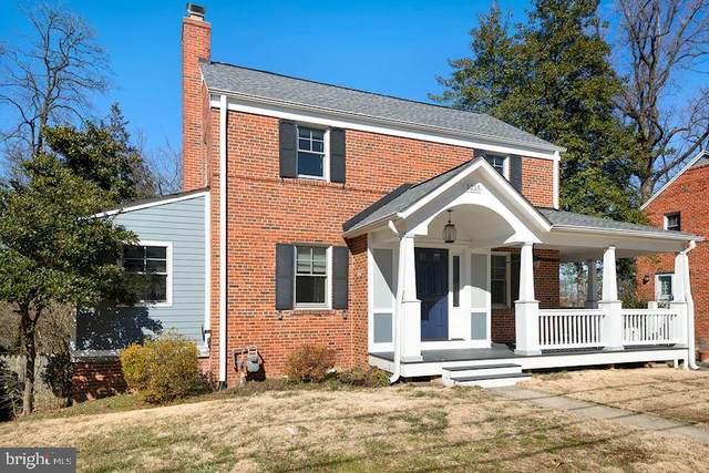 5215 Elsmere Avenue, BETHESDA, MD 20814 (#MDMC2000220) :: Potomac Prestige