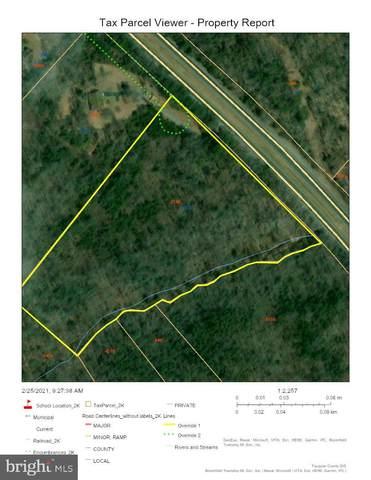 TBD Marsh Rd, BEALETON, VA 22712 (#VAFQ2000022) :: John Lesniewski | RE/MAX United Real Estate