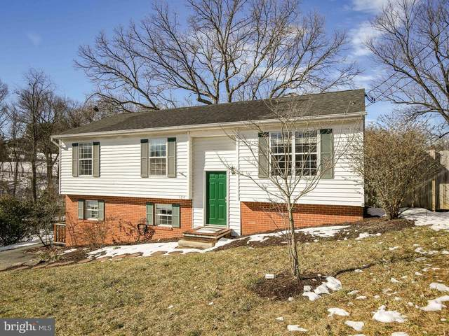 124 Cherry Hill Circle, WINCHESTER, VA 22602 (#VAFV2000016) :: Crossman & Co. Real Estate