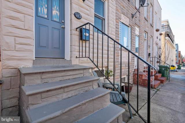 923 S Decker Avenue, BALTIMORE, MD 21224 (#MDBA2000238) :: Hergenrother Realty Group