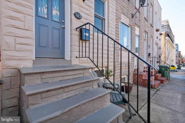 923 S Decker Avenue, BALTIMORE, MD 21224 (#MDBA2000238) :: Eng Garcia Properties, LLC