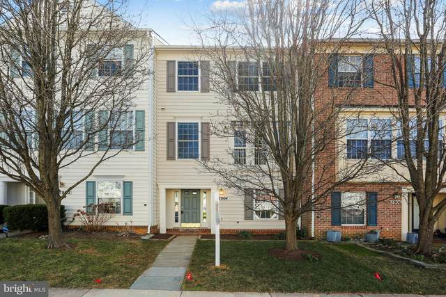 7804 Yankee Harbor Drive, MONTGOMERY VILLAGE, MD 20886 (#MDMC2000244) :: Network Realty Group