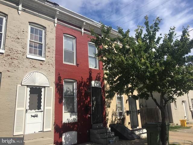 1404 Carroll Street, BALTIMORE, MD 21230 (#MDBA2000252) :: Colgan Real Estate