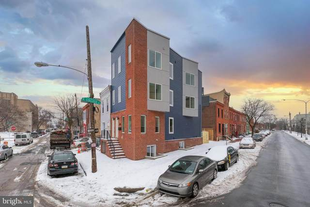 1255 N 23RD Street, PHILADELPHIA, PA 19121 (#PAPH2000410) :: ExecuHome Realty