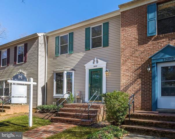 10107 Pleasant Fields Court, POTOMAC, MD 20854 (#MDMC2000264) :: AJ Team Realty