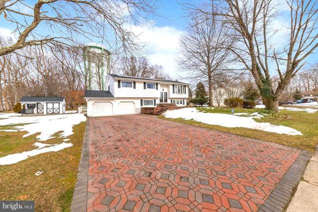4 Primrose Lane, EAST WINDSOR, NJ 08520 (#NJME2000090) :: Holloway Real Estate Group