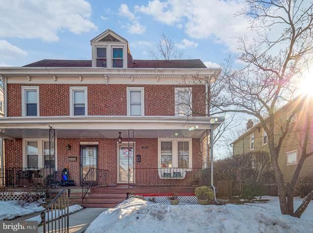 1216 Manor Road, HAVERTOWN, PA 19083 (#PADE2000108) :: Keller Williams Real Estate