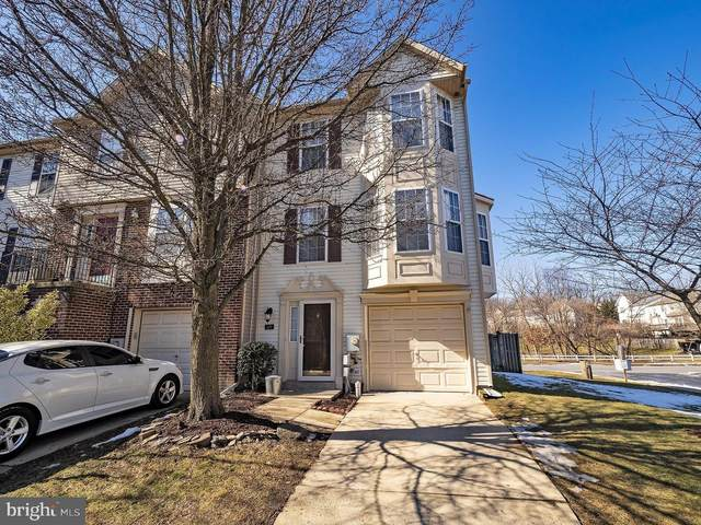 501 Primus Court, FREDERICK, MD 21703 (#MDFR2000074) :: Keller Williams Flagship of Maryland