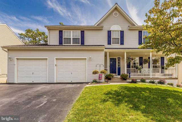 4507 Summer Ridge Court, MOUNT AIRY, MD 21771 (#MDFR2000080) :: ExecuHome Realty