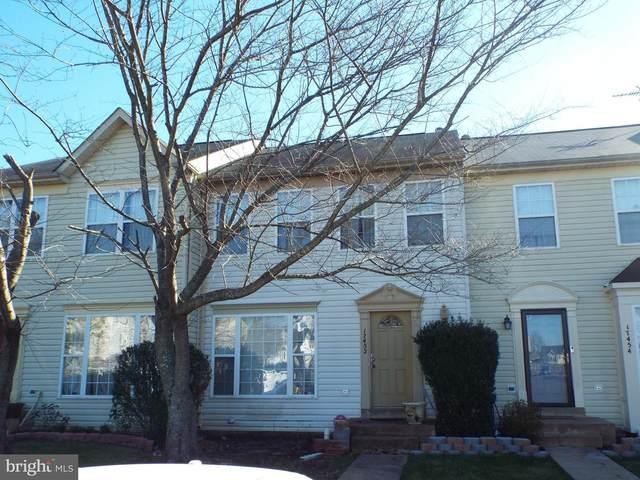 17452 Tangariro Square, DUMFRIES, VA 22025 (#VAPW2000116) :: Blackwell Real Estate