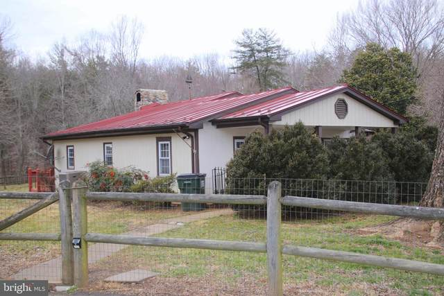 412 Pea Ridge Road, HOOD, VA 22723 (#VAMA2000000) :: RE/MAX Cornerstone Realty