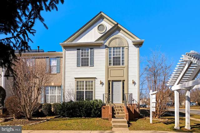 1 Cottage Field Court, GERMANTOWN, MD 20874 (#MDMC2000304) :: The Maryland Group of Long & Foster Real Estate
