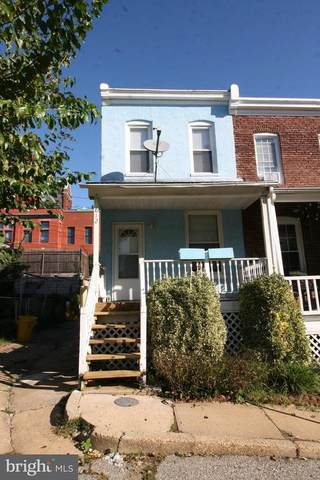612 Harding Place, BALTIMORE, MD 21211 (#MDBA2000298) :: The Sky Group