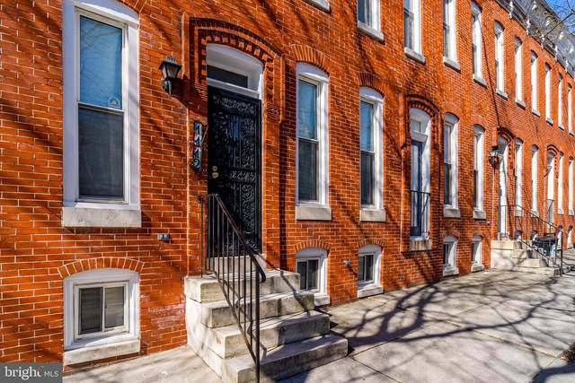 1112 N Calhoun Street, BALTIMORE, MD 21217 (#MDBA2000302) :: AJ Team Realty