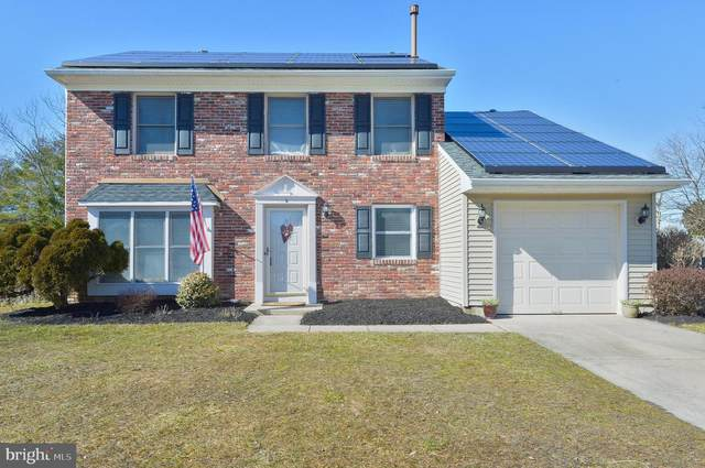 5 Olympic Drive, VOORHEES, NJ 08043 (#NJCD2000142) :: Holloway Real Estate Group