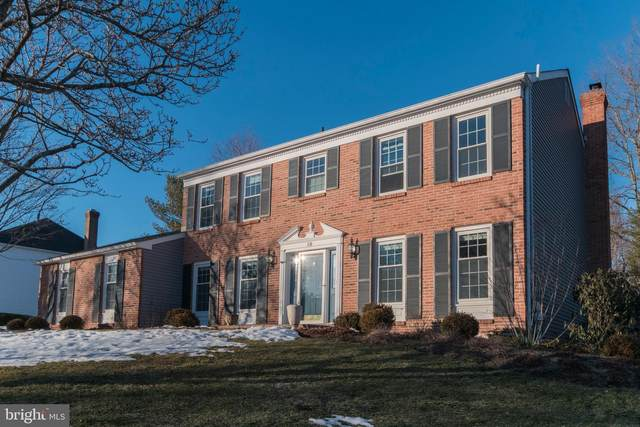 16 Andrew Drive, LAWRENCE TOWNSHIP, NJ 08648 (MLS #NJME2000102) :: The Sikora Group
