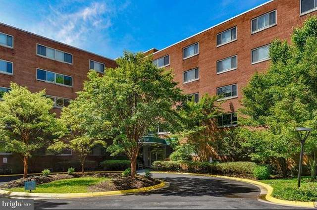 5100 Dorset Avenue #314, CHEVY CHASE, MD 20815 (#MDMC2000318) :: The Licata Group/Keller Williams Realty