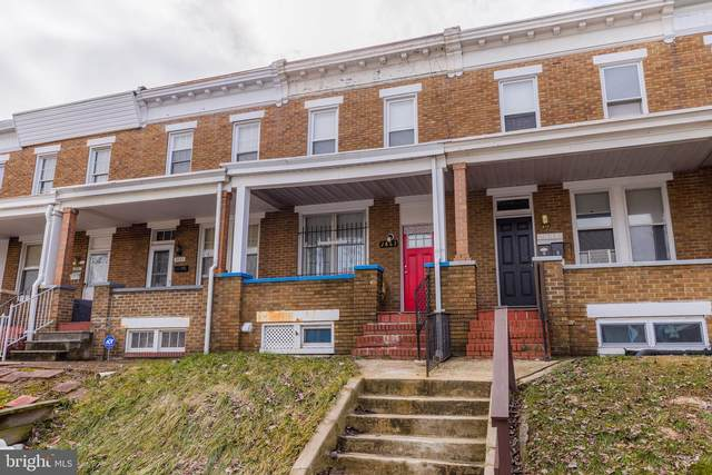 2883 Pelham Avenue, BALTIMORE, MD 21213 (#MDBA2000322) :: City Smart Living