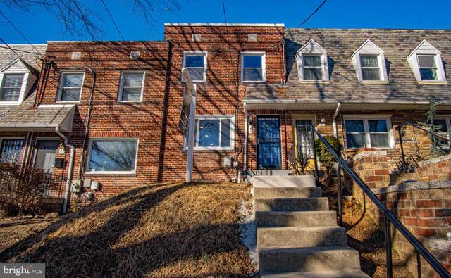 28 Crittenden Street NE, WASHINGTON, DC 20011 (#DCDC2000326) :: EXIT Realty Enterprises